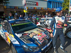 VW says 'auf wiedersehen' to WRC