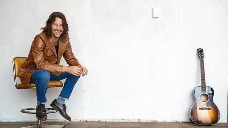 LOCAL: Bernard Fanning hit number 2 in the Aria Album Charts on the first week of his new solo album Civil Dusk.