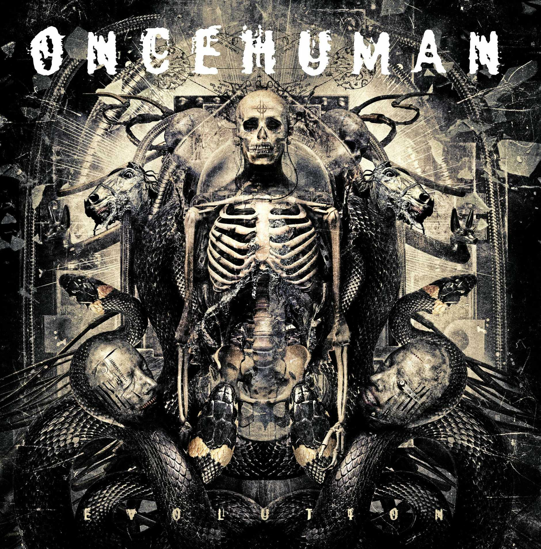 Once Human's new album will be released in January 2017. Photo Contributed