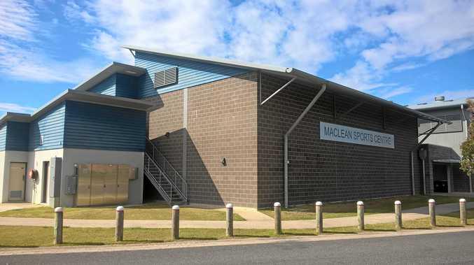 Maclean Indoor Sports Centre.