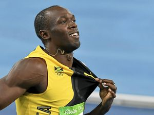 Bolt in running for top athlete award