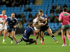Cowboy Linnett ready to take on Kiwis in Test battle