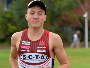 Youngsters to press claims at Kawana Triathlon
