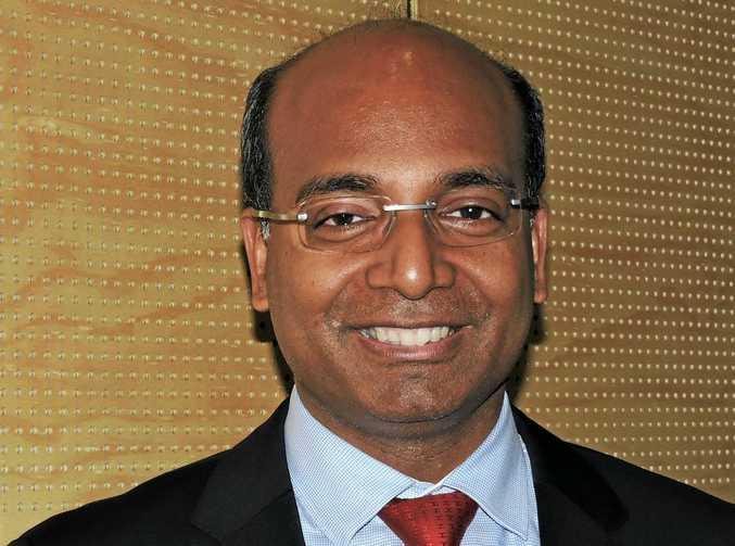 Adani CEO Jeyakumar Janakaraj. Photo: Emily Smith