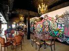The newly opened Dark Arts cafe.