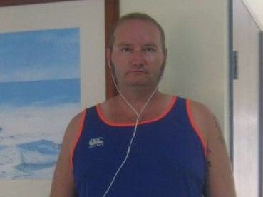 He was last seen wearing a blue t-shirt with a red border, grey trousers and black shoes.