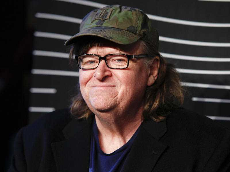 Michael Moore has published a five-point manifesto on Facebook, demanding that the Democrats reform.