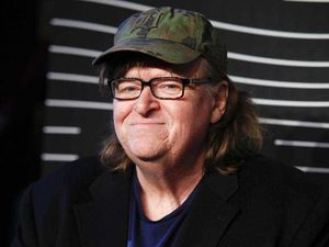 Michael Moore's call for revolt shared 135,000 times