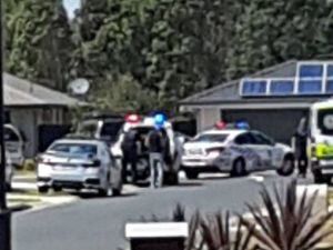 Police attend siege in Caboolture