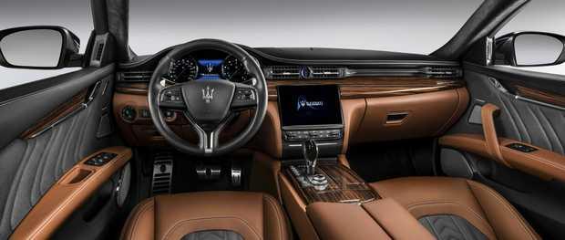 MY2017 Maserati Quattroporte