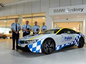 NSW Police embraces the exotic with a new BMW i8 and Audi S7