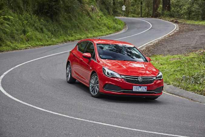 2017 Holden Astra