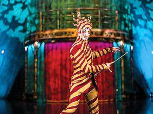 Cirque du Soleil brings circus thrills to Brisbane