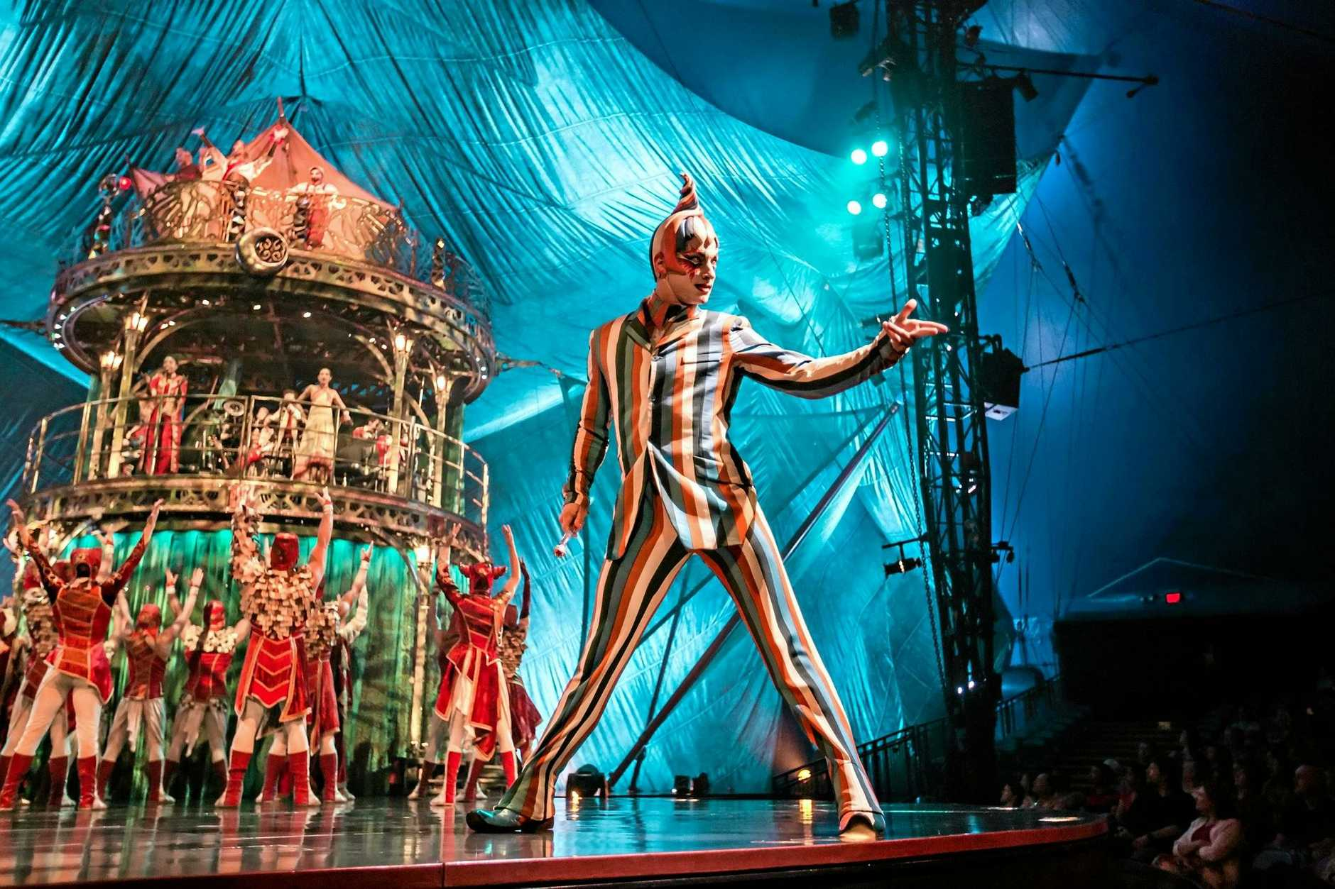 JUST BRILLIANT: Cirque du Soleil truly rediscovers its origins with KOOZA.