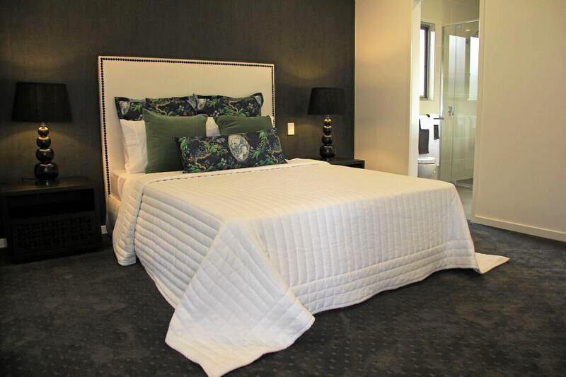 Palm Lake Resort display home