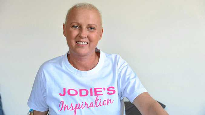 Jodie Mcrae of Lismore, founded \