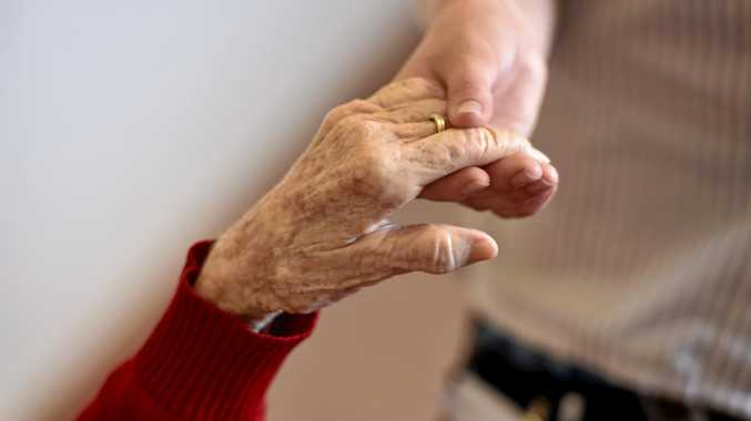 Abuse of the elderly is a hidden shame of the community.