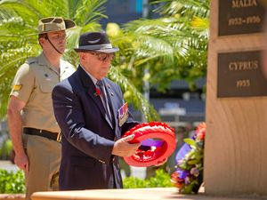 Where you can remember our fallen war heroes in Gladstone
