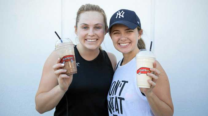 Premier mobile coffee franchise, Cafe2U Rockhampton, is driving Australia's first mobile Protein Shakes for on-the-go coffee and protein lovers alike.
