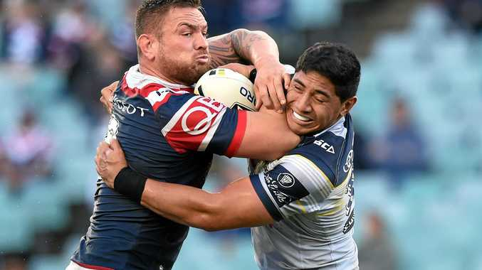 North Queensland Cowboys and Sydney Roosters will battle it out in Mackay next year in a pre-season trial match.