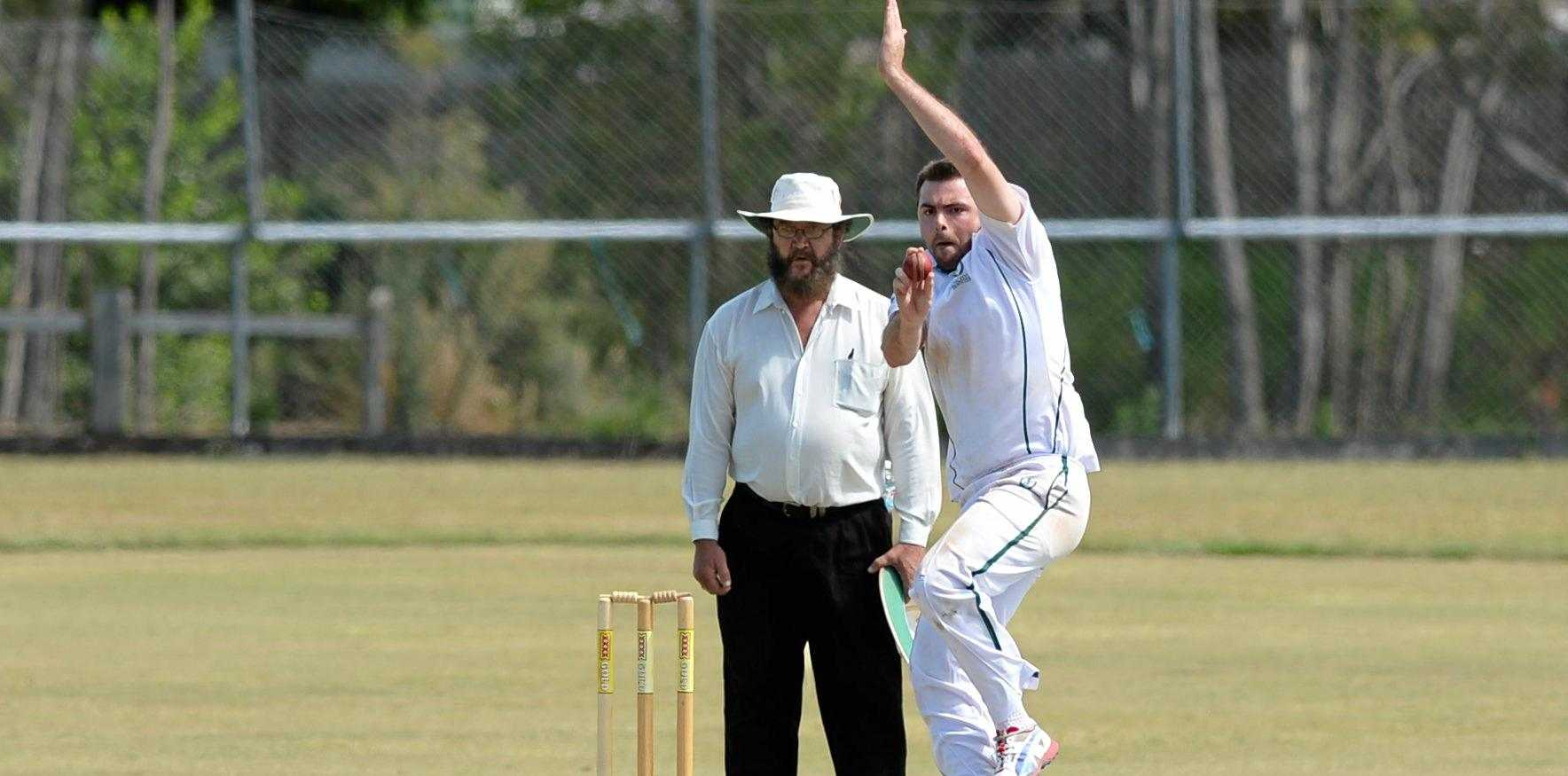 Frenchville's Charlie Simic will line up with Rockhampton against Central Highlands tomorrow.
