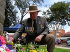 Herb Oliver believes it's his family duty to participate in the Remembrance Day ceremonies.