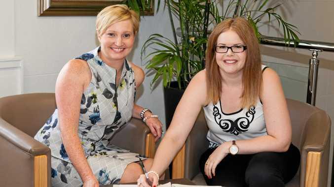 Paula Phelan and Lauren Gabriel, Family Law Solicitors at Rees R & Sydney Jones.