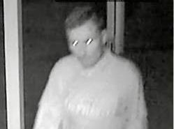 Police have released CCTV images of two people they believe could help them in their investigations into at least two suspicious fires in the Mt Coolum/ Marcoola areas.