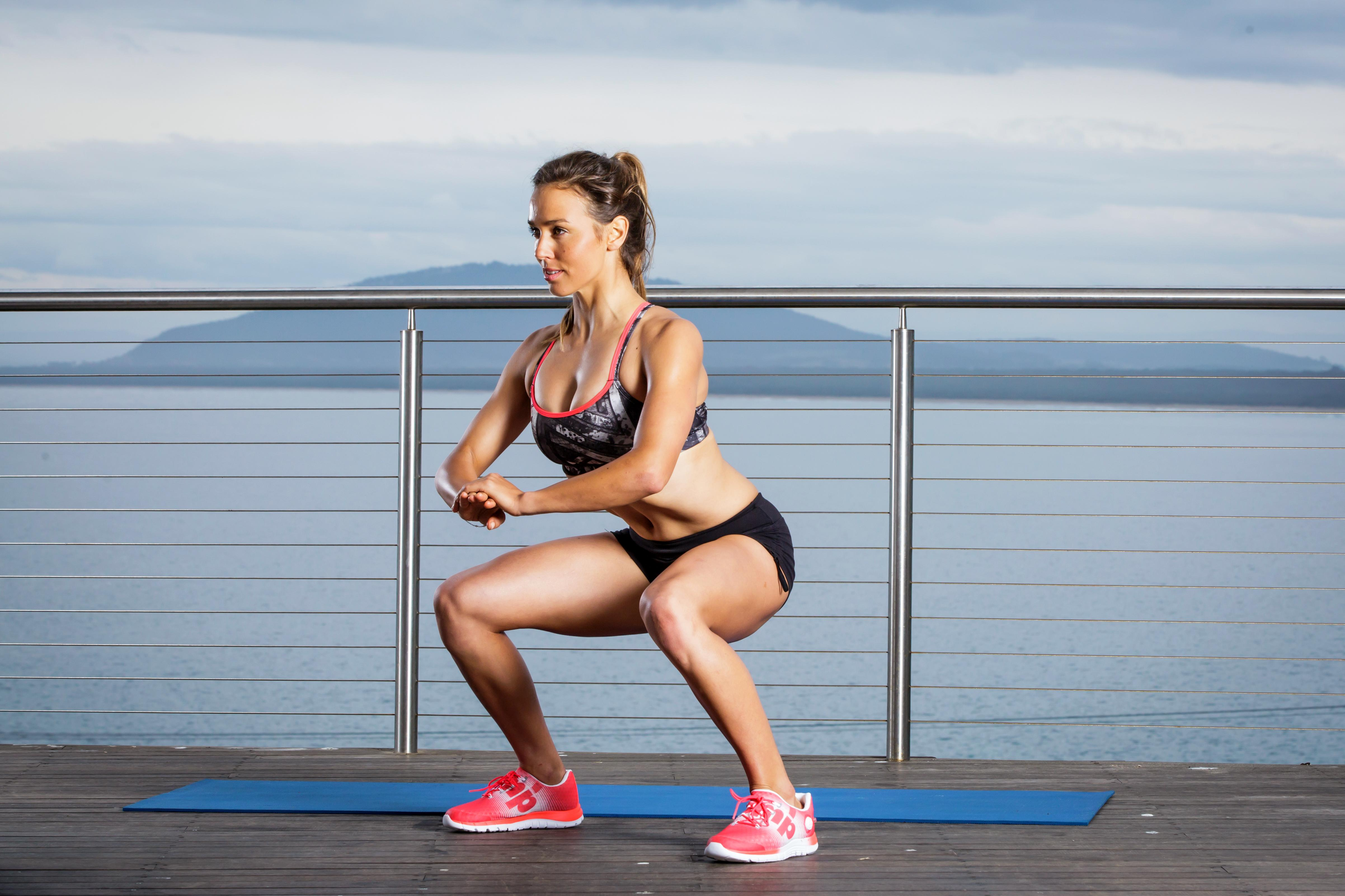 Sally Fitzgibbons has joined us in our quest for a healthier region. Photo: contributed