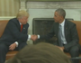 Trump meets Obama for the first time