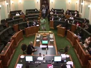 No shoes, no shirt: Qld MPs caught out by 2.30am vote