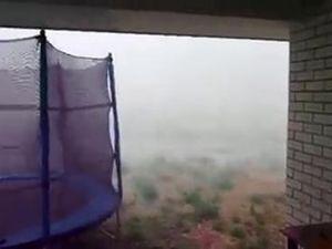 Moore Park Beach storm