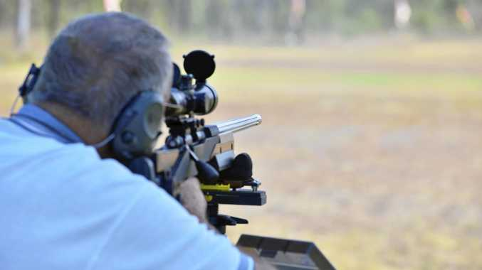 OFF TARGET: The Curra shooting range remains at a standstill.