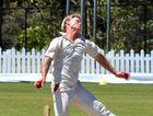 The Scorchers v Sandgate-Redcliffe at John Blanck Oval. Wade Johnston.
