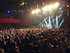 Paris attacks: Bataclan concert hall reopens