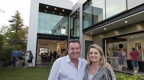New owners Brian and Kerry Carroll.