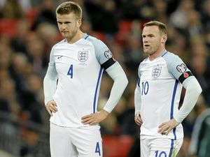 Dier says England still scarred by Euros exit