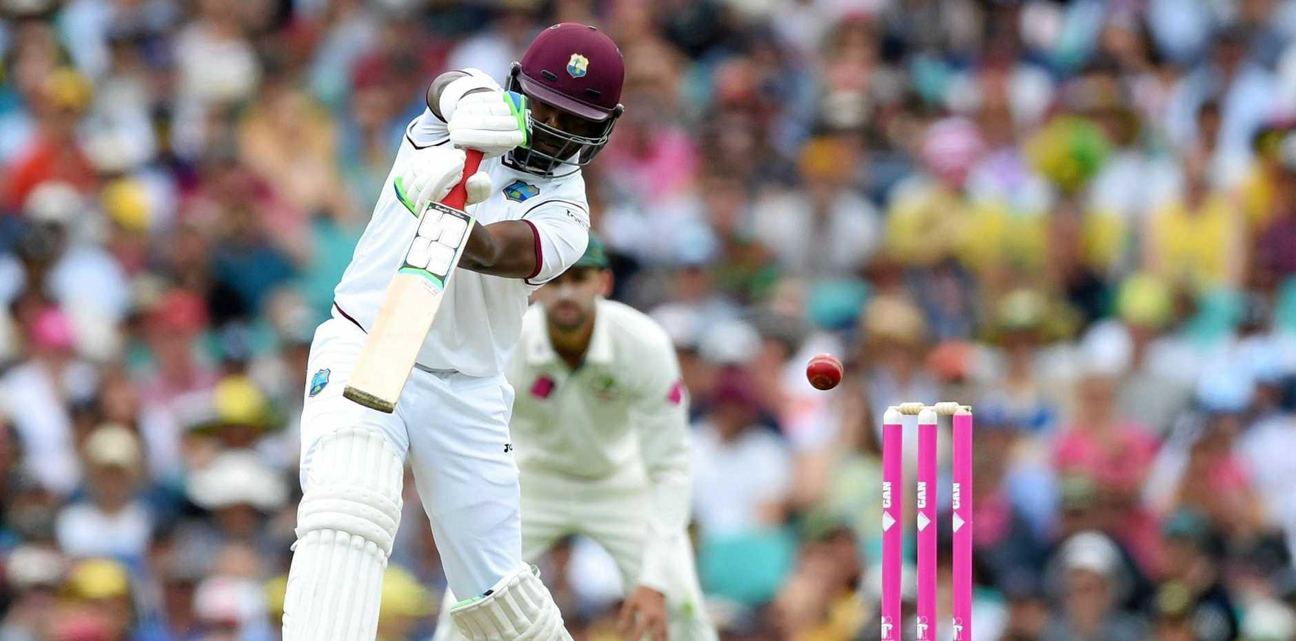 West Indies batsman Darren Bravo.