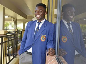 How Ipswich teen went from refugee camp to entrepreneur