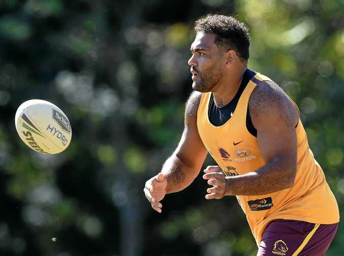 Sam Thaiday has passed a fitness test and will play for Australia against England.
