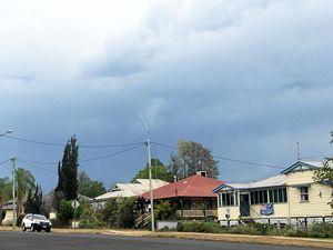 Large amounts of rain recorded after North Burnett storm