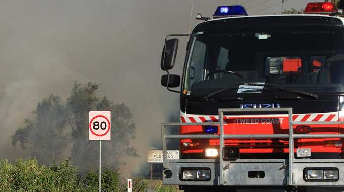 BREAKING: Fire breaks out at Ballogie