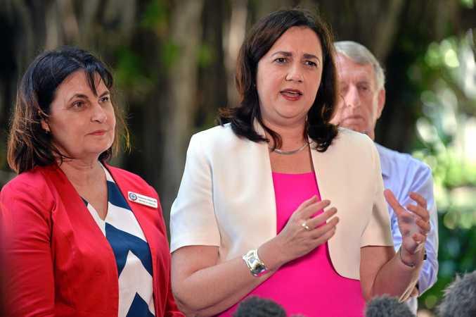 Premier Annastacia Palaszczuk hopes the mine will get the final go-ahead this week.