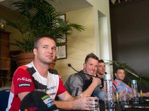 Rally Australia launch on the Coffs Coast