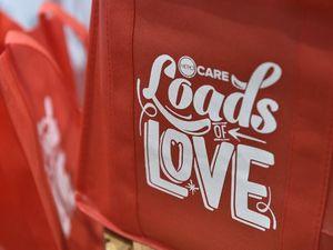 Spreading loads of love