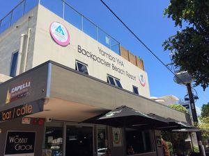 Backpacker hostel left shaken after frightening rampage
