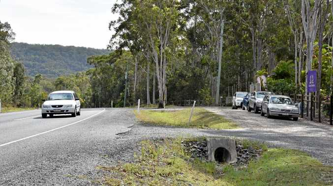 Efforts are underway to have the speed limit outside Sunshine Butterflies new Cooroibah home reduced.