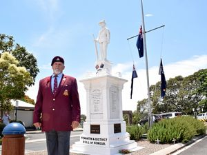 Noosa pays its respects on Remembrance Day
