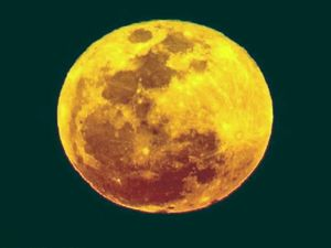 Supermoon tonight, but can it be seen