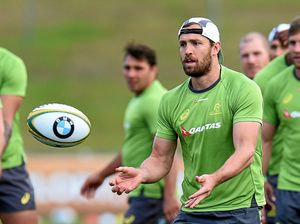 Cavalry arrives as Wallabies head to France